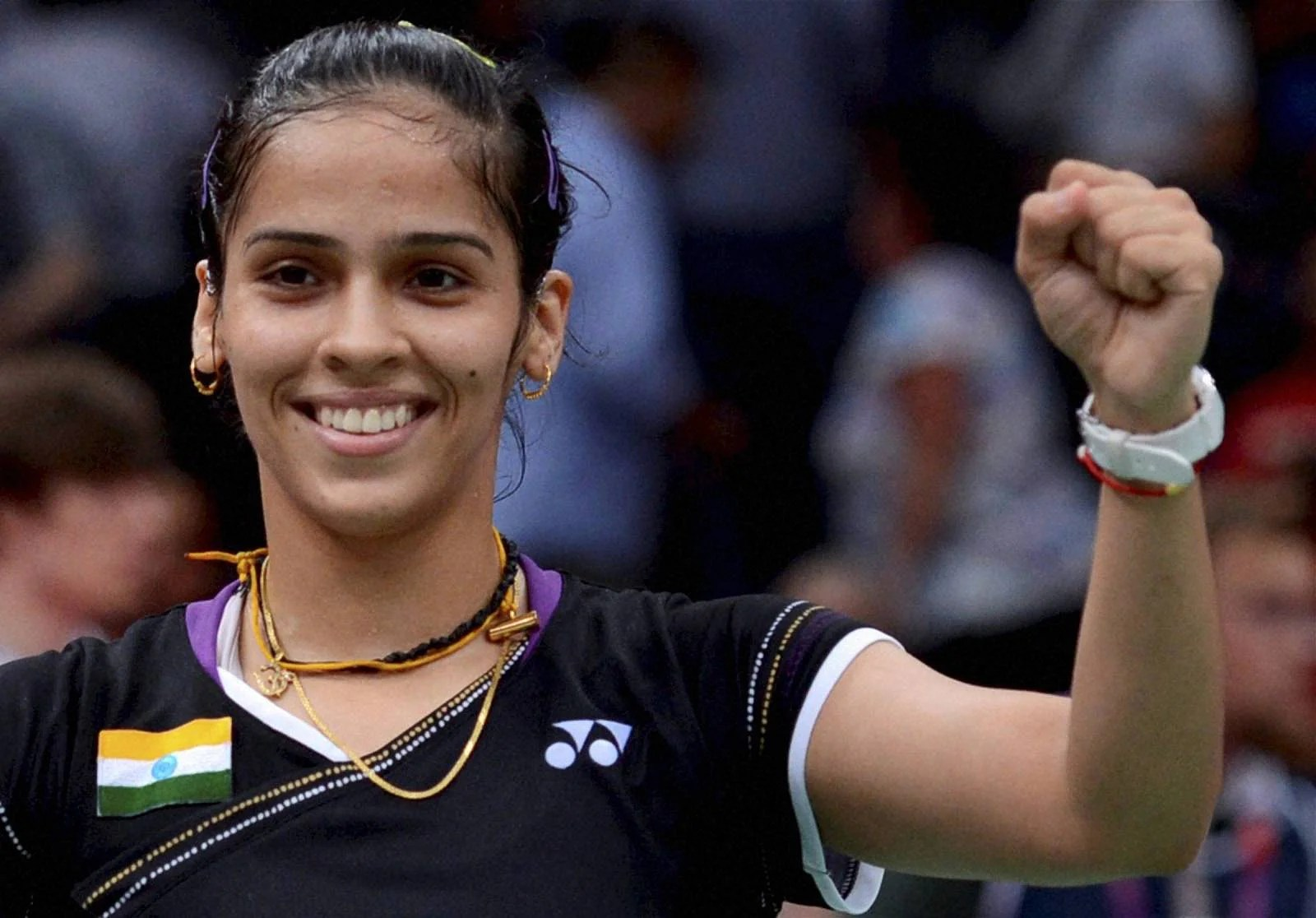 Saina Nehwal is the former World no.1 in Women's Singles. She is also the  first Indian to win a medal at the Olympics, and has set many other records  of ...