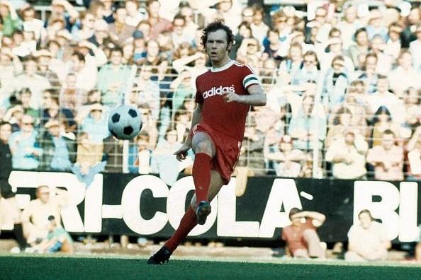 Franz Beckenbauer Bayern Munich