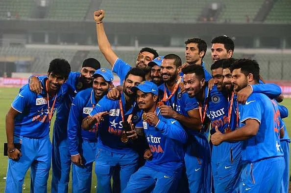Image result for image of India cricket team
