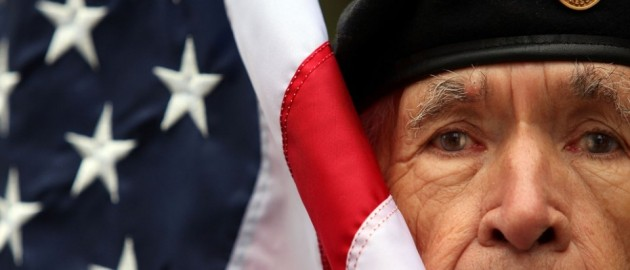 Frank-Squirrel-U.S.-Army-Korean-War-veteran-and-member-of-the-Cherokee-Nation-Color-Guard-looks-on-before-the-start-of-the-annual-Veterans-Day-parade-November-11-2009-in-New-York-City.-Mario-TamaGetty-Images-960x622-e1377295740357.jpg