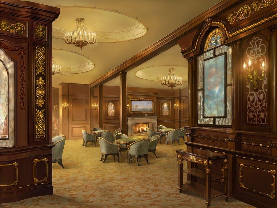 Inside Titanic Ultimate Titanic