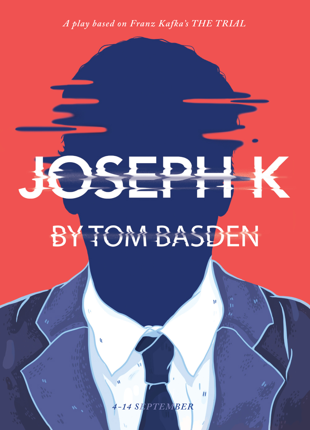 Poster for Joseph K by Phoebe Morris.