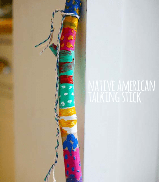They And Do Arts Crafts Cherokee Indians