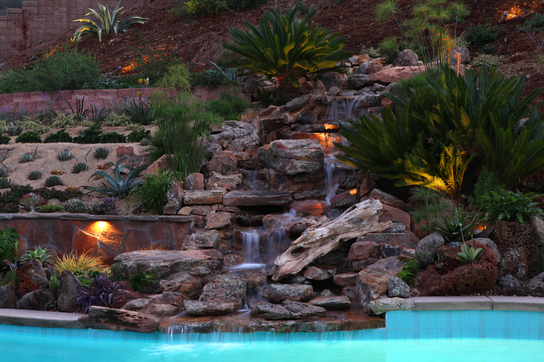 Backyard Landscaping Pictures On A Steep Hill PDF on Steep Hill Backyard Ideas id=11920