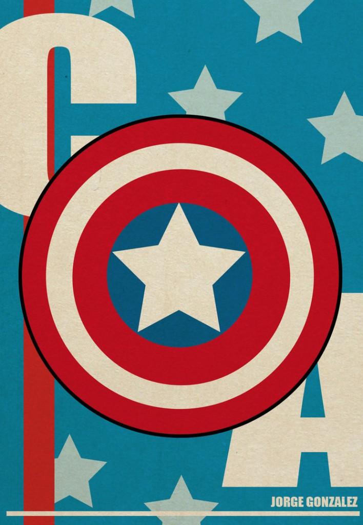 Awesome Superhero Posters By Jorge Gonzalez GeekTyrant
