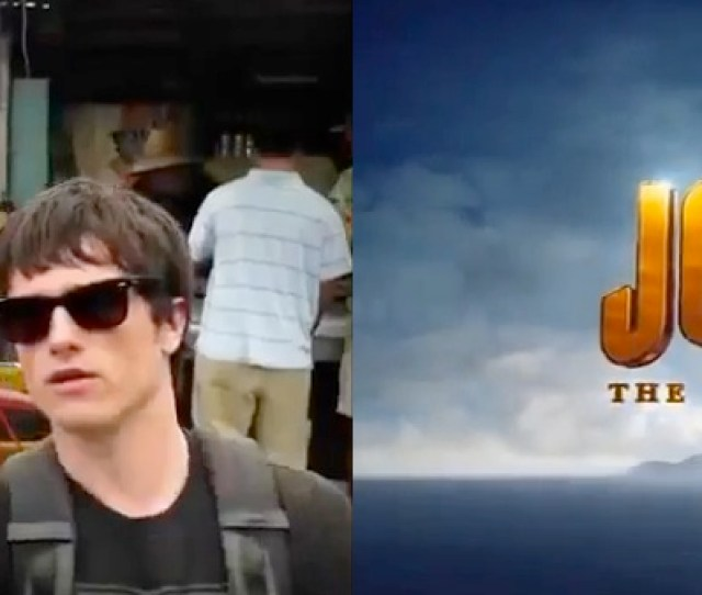 A New International Trailer Has Been Released For The Upcoming D Adventure Film Journey  The Mysterious Island The Sequel Is Loosely Based On The