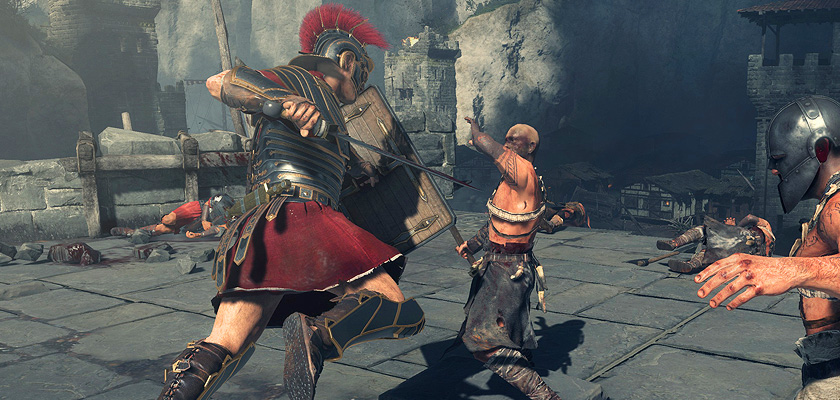 RYSE SON OF ROME Stunning Reveal Trailer And Gameplay Demo E3 2013 GeekTyrant