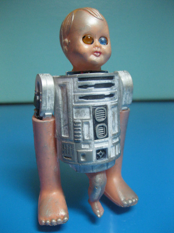 Disturbing STAR WARS Toys Made Out Of Baby Parts GeekTyrant