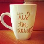 Holiday Series Diy Holiday Mug Simply Jessica Marie