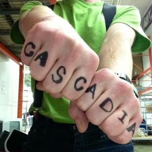Cascadia Knuckle Tats