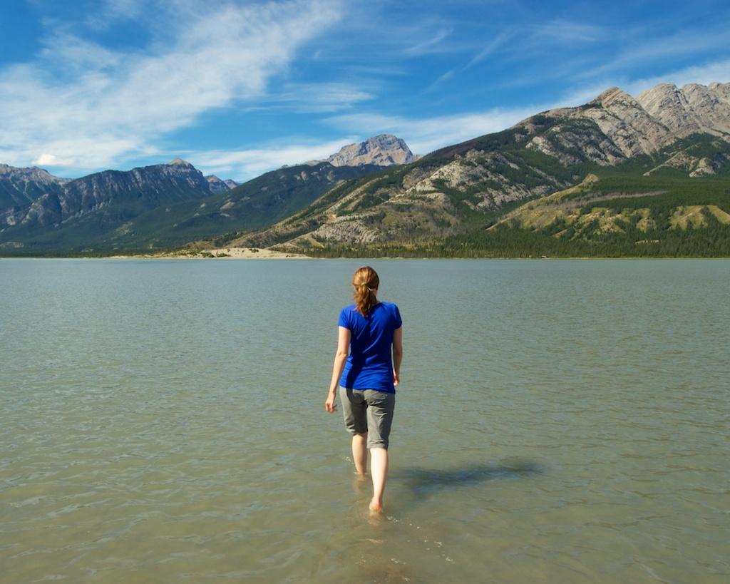 Photo Essay Jasper And Talbot Lakes Adina Marguerite