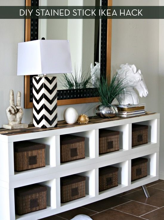 Square Tufted Ottoman Coffee Table
