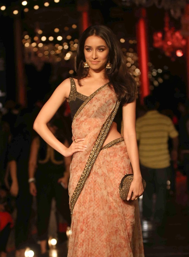 Shraddha Kapoor In Amrapali Amp Sabyasachi The Purple Window