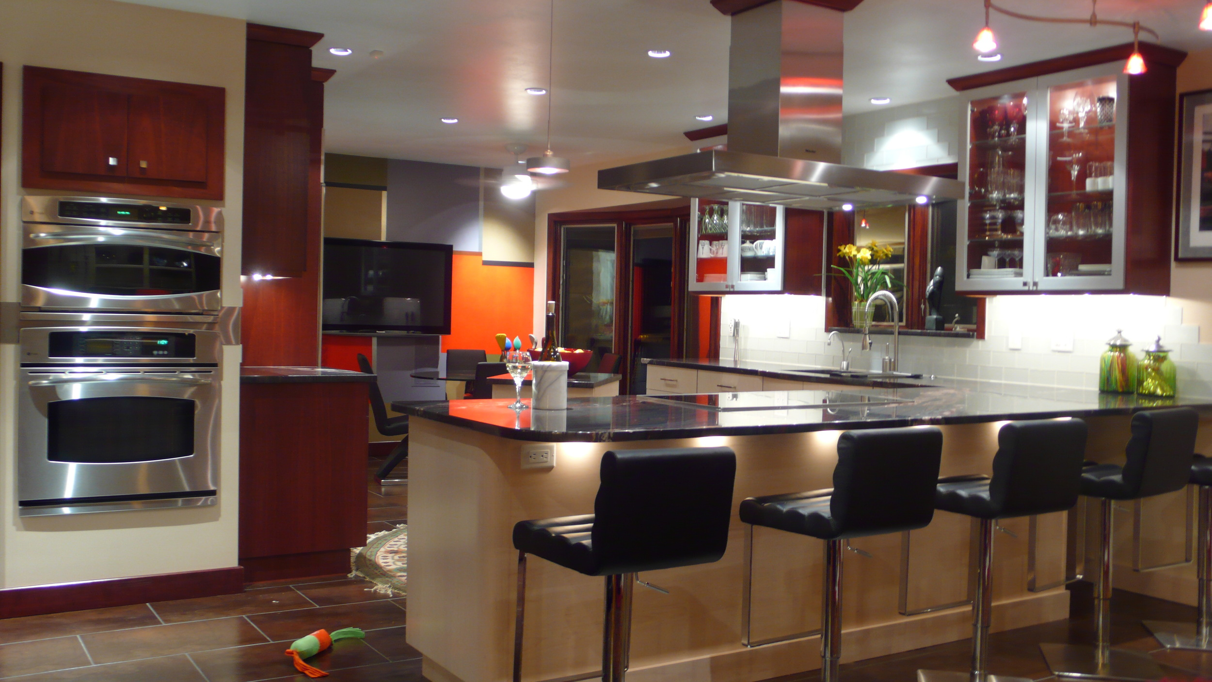 kitchen remodel - des moines, ia — sanctuary kitchen and bath design
