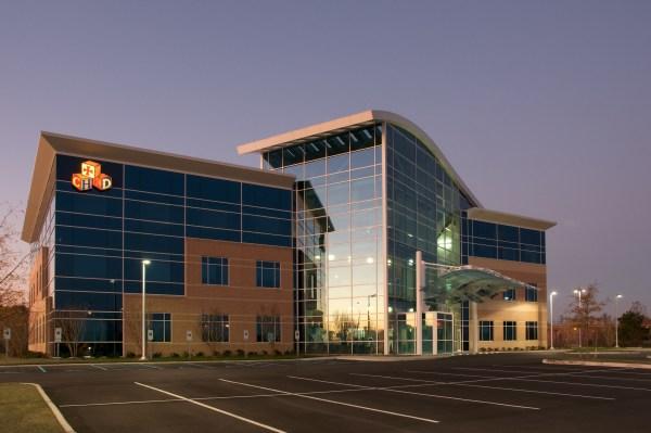 Health & Surgery Center at Princess Anne - CHKD – PF&A DESIGN