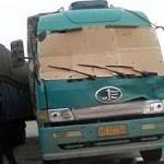 blind trucker