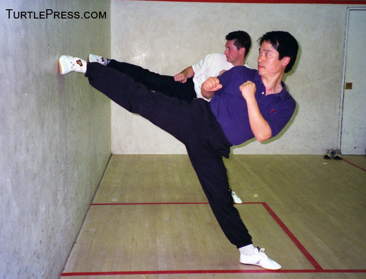 Flexibility Dynamic Arts Martial Drills