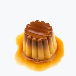Real Whey Caramel Pudding flavour