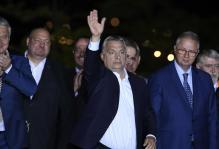 Afbeeldingsresultaat voor Orban EU Grenzwache