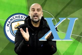 How we predict Man City will line up vs West Ham