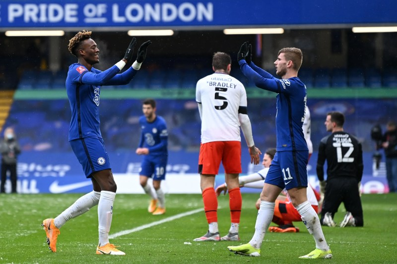 Chelsea 3-1 Luton Town LIVE! FA Cup result, goals and match stream as Tammy  Abraham scores hat-trick | Evening Standard