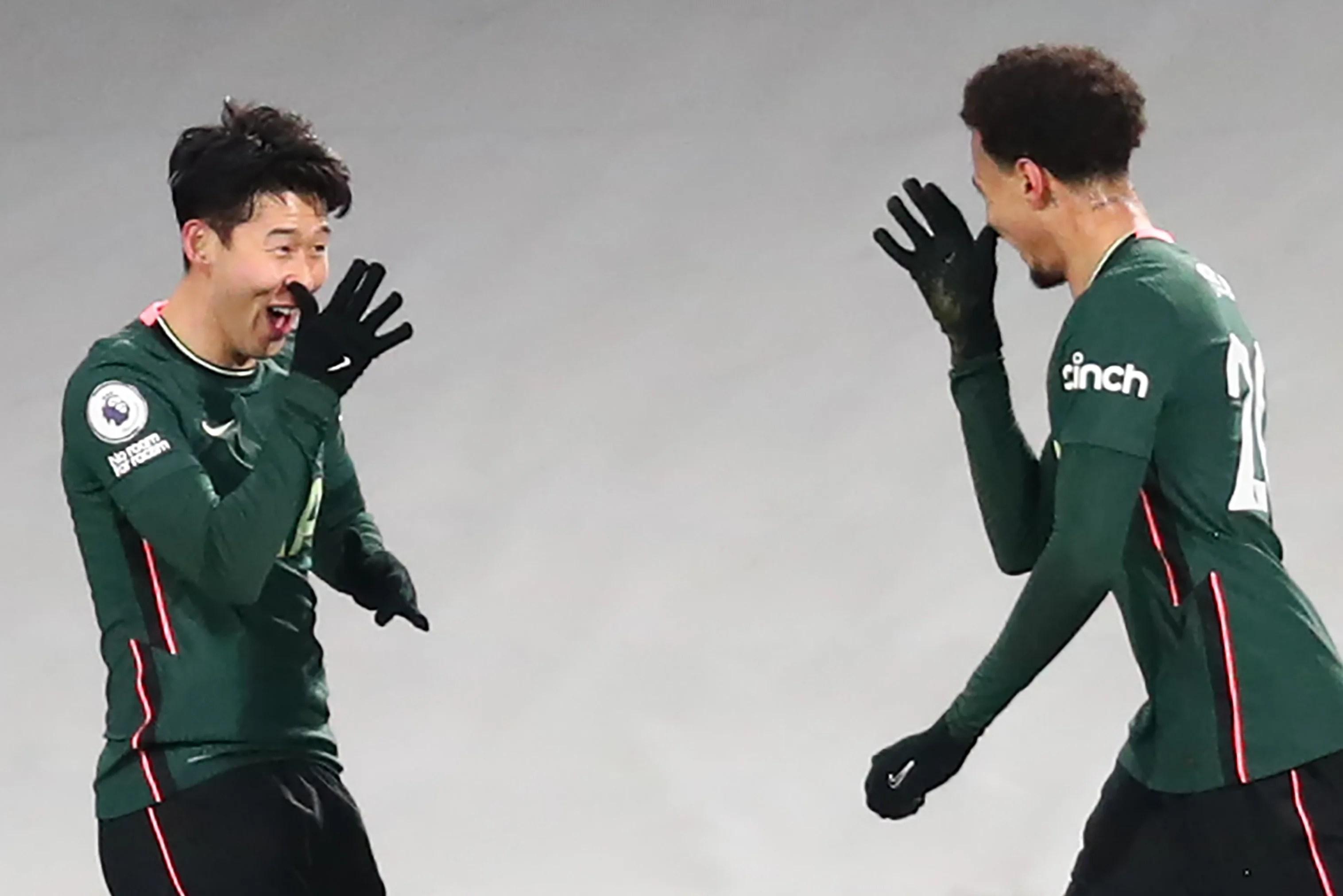 Tottenham predicted lineup vs Crystal Palace