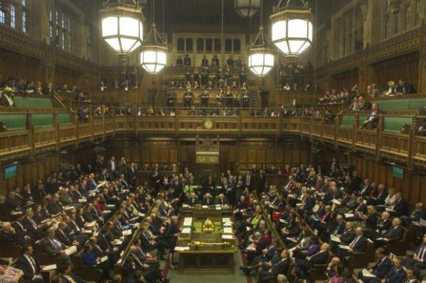 Brexit vote: House of Commons begins voting on Bill paving ...