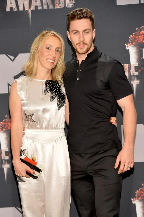 Aaron Taylor-Johnson: My wife Sam is the strongest woman I ...