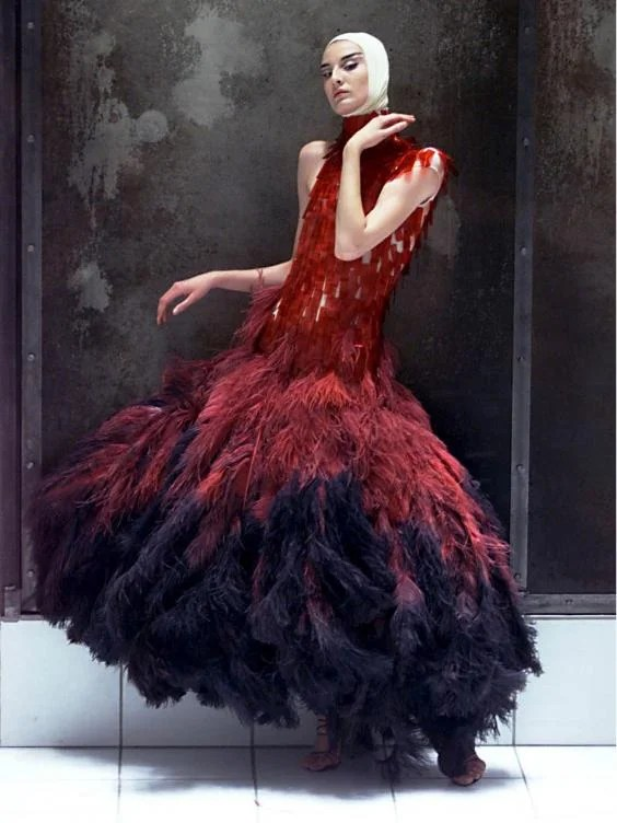 Alexander McQueen And Other London Fashion Exhibitions In