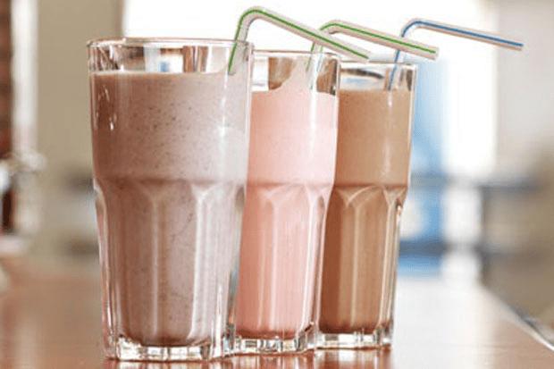 Hottest Tipple In Town Boozy Milkshakes London
