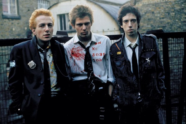 The Clash stage punk rock pop-up in Soho | Music | Going ...