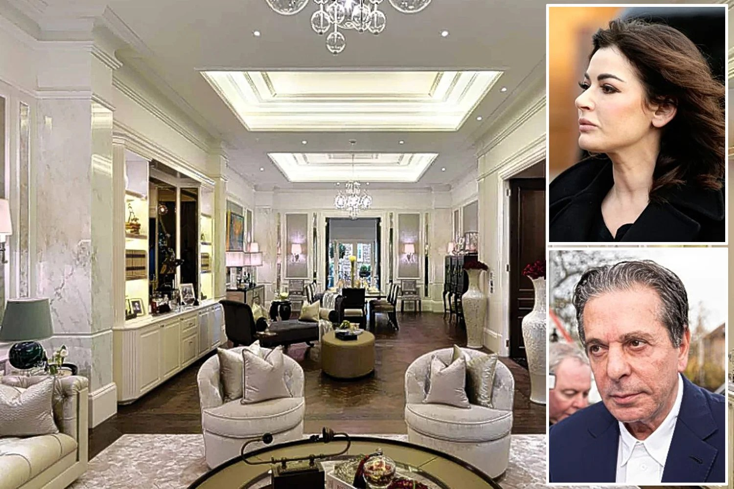 Charles Saatchi Misses Out As The Home He Shared With Nigella Lawson Now Worth Double 25m Sale