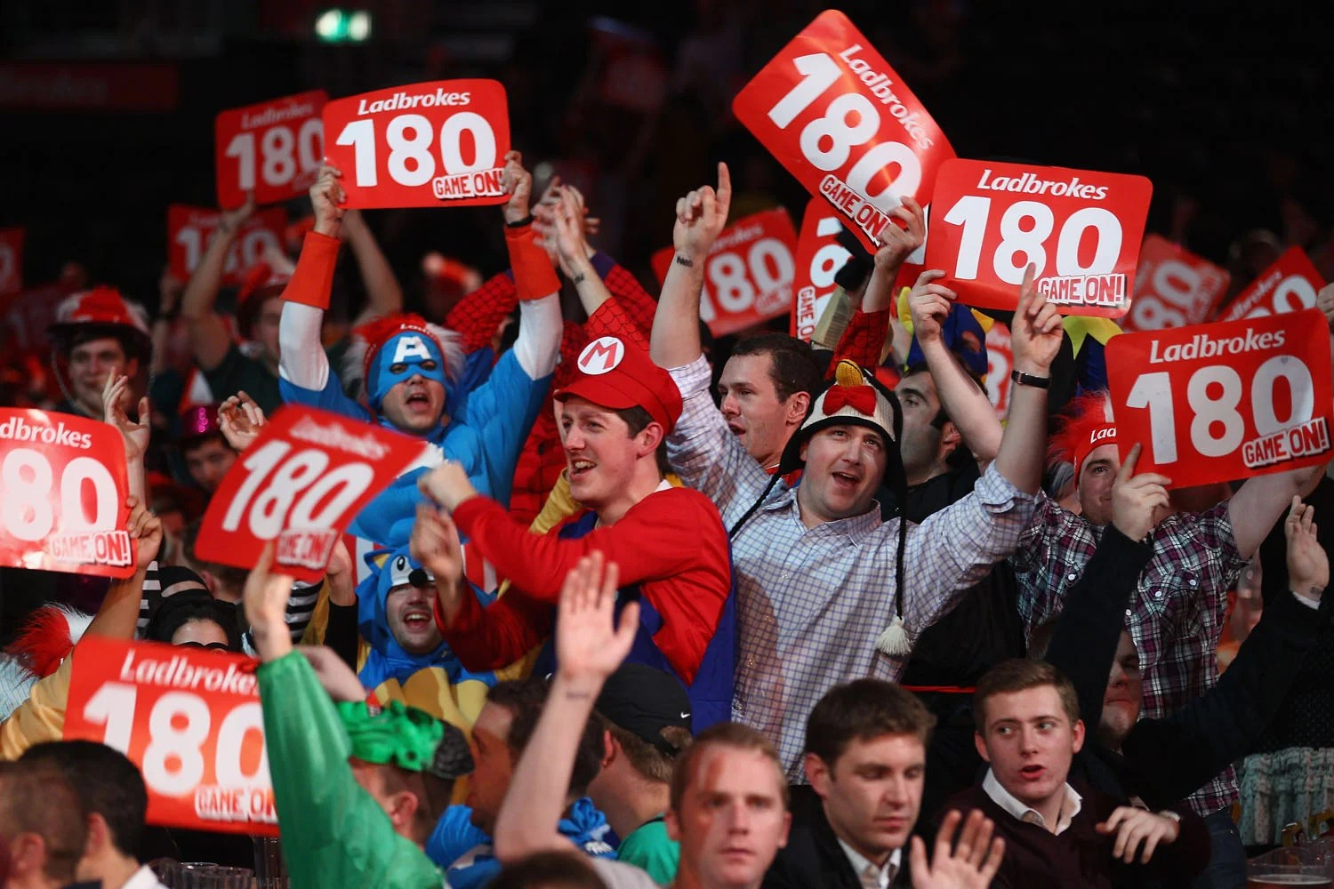 World Darts Championship Tickets On General Sale London