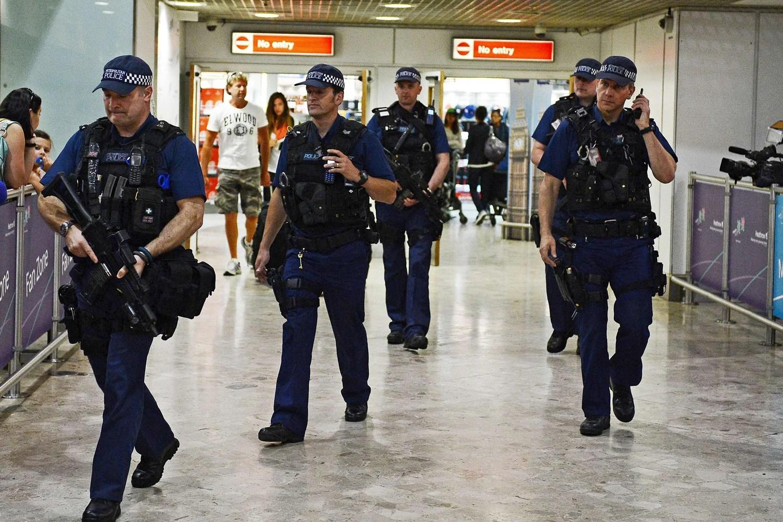 Security Guard Dancing