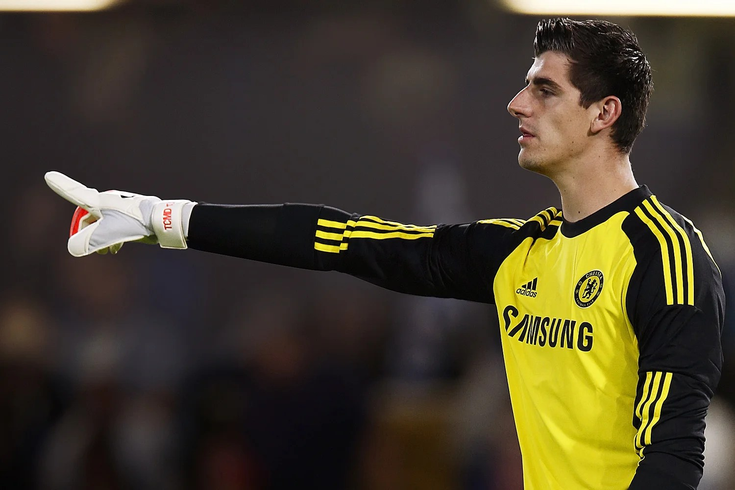 Thibaut Courtois Stalls On Signing Chelsea Contract