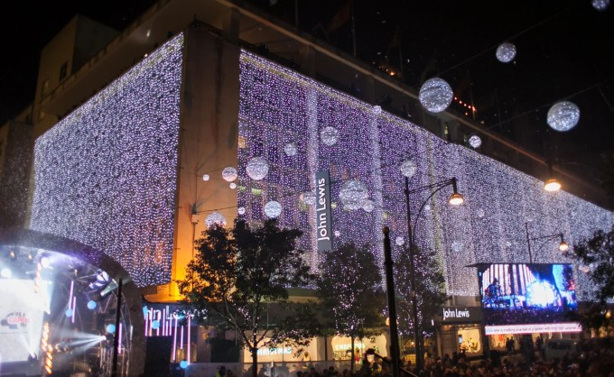 fileoxford street john lewis store christmas. Oxford Street Christmas Lights To Be Unveiled On November 1st.  2017 John Lewis Fileoxford Street John Lewis Store Christmas D