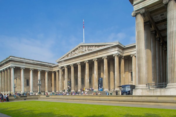 Lonely Planet bucket list: The British Museum ranks in the ...