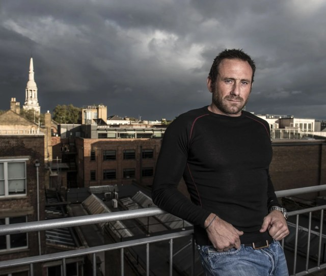 Career Change Jason Fox Moved Into Private Security After  Years With The Sas