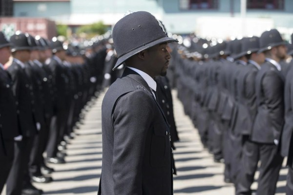 Met Police reaches historic milestone with 4,000 black and ...