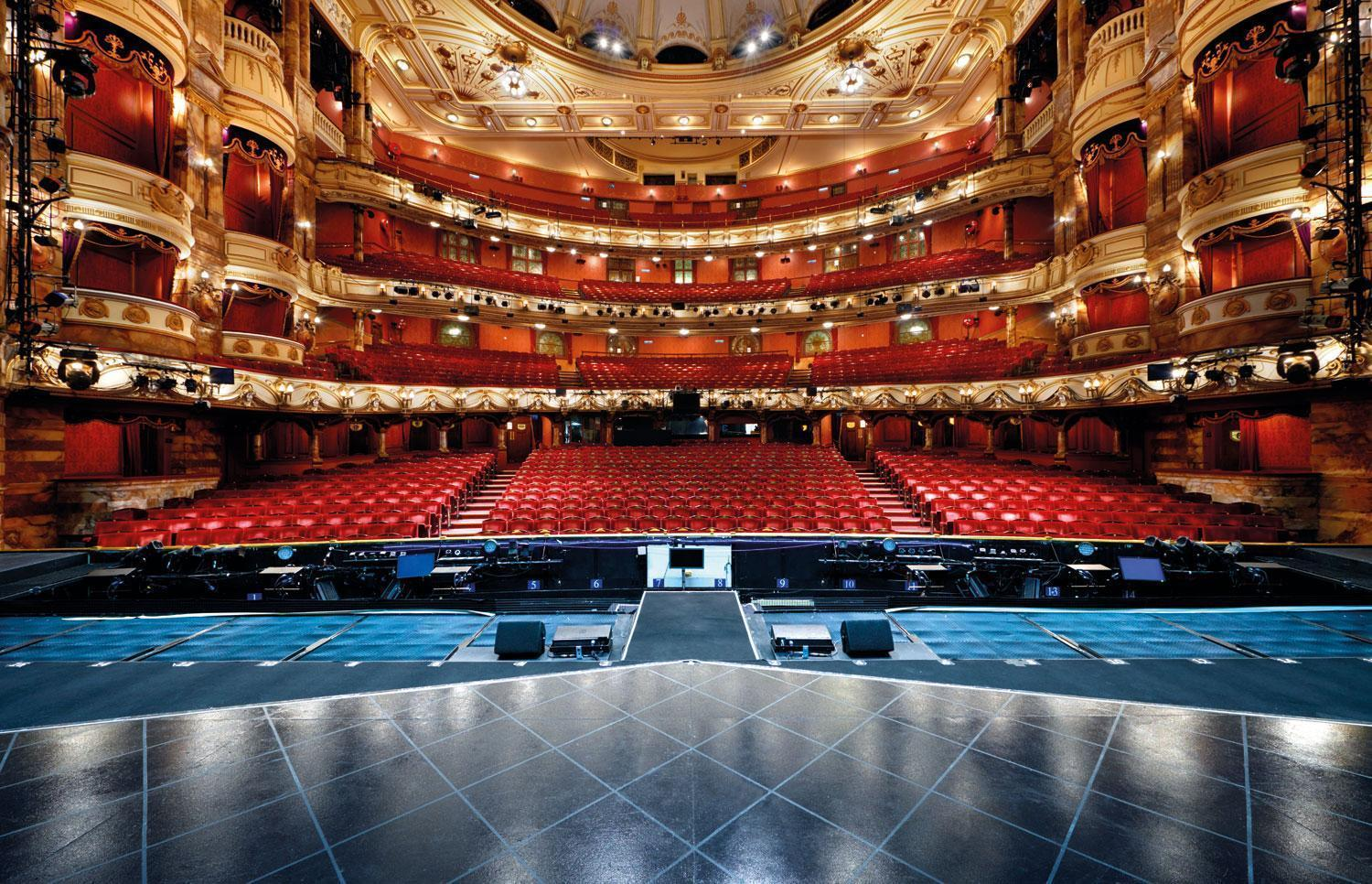 London Theatres A New Book Shares The Secrets Of London S
