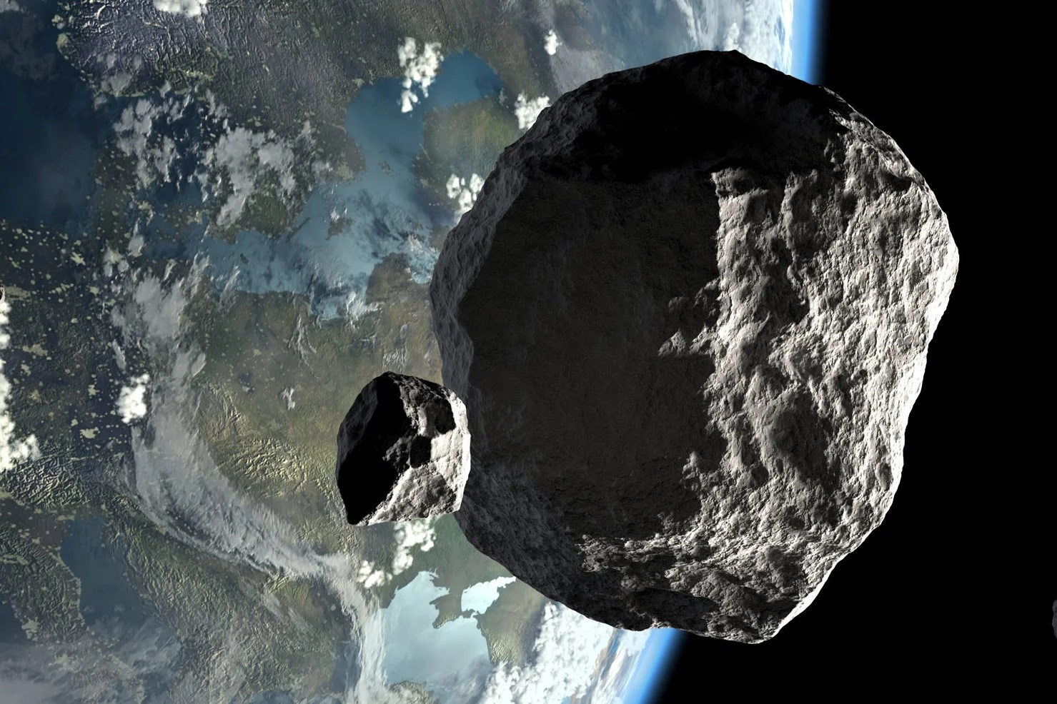 Asteroid The Size Of Big Ben To Hurtle Past Earth