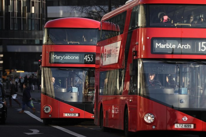Image result for london bus