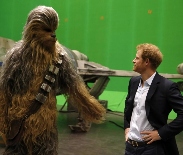 Prince William And Prince Harry Have Cameos As Storm Troopers In The Film