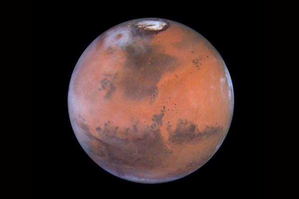 Nasa's astronaut chief says first person on Mars should be ...