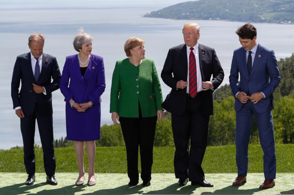Donald Trump claims Russia should be reinstated in G7 ...