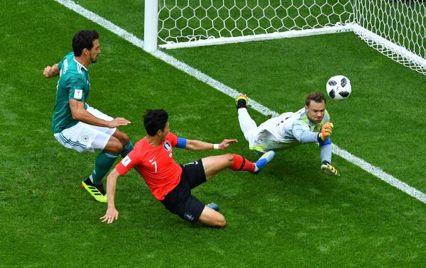 South Korea 2-0 Germany, FIFA World Cup 2018 LIVE stream ...