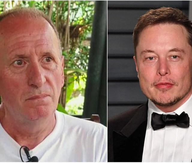 Legal Threat Diver Vernon Unsworth May Take Legal Action Against Elon Musk