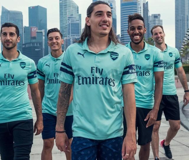 Puma Arsenal