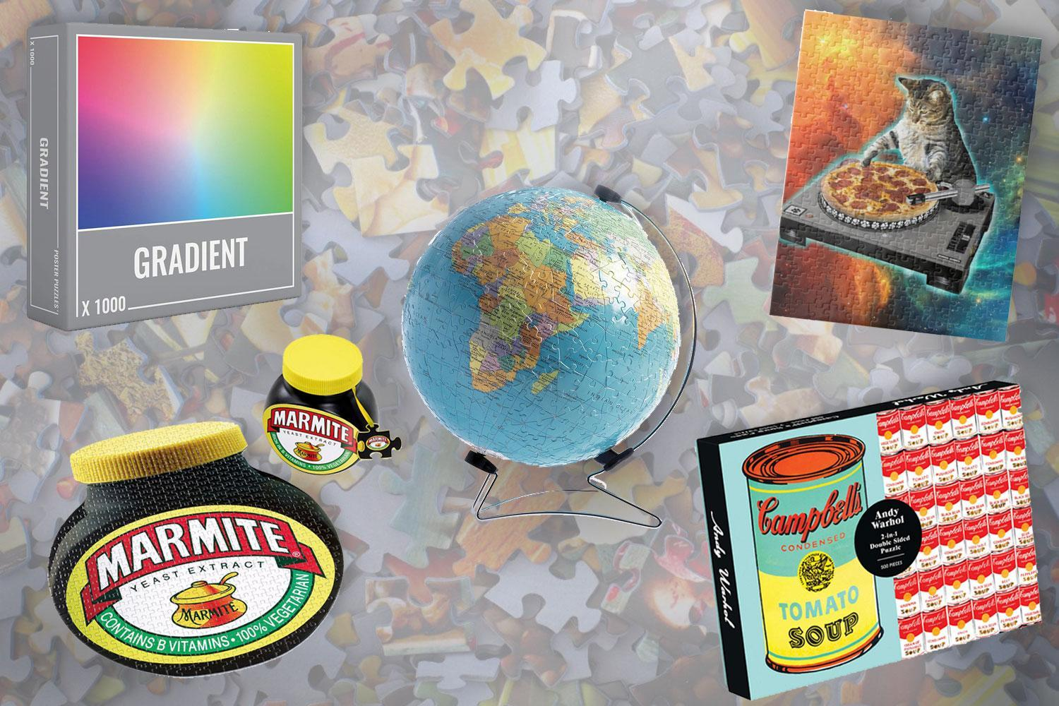 Best Jigsaw Puzzles For Adults Challenging Beautiful And Funny Puzzles London Evening Standard