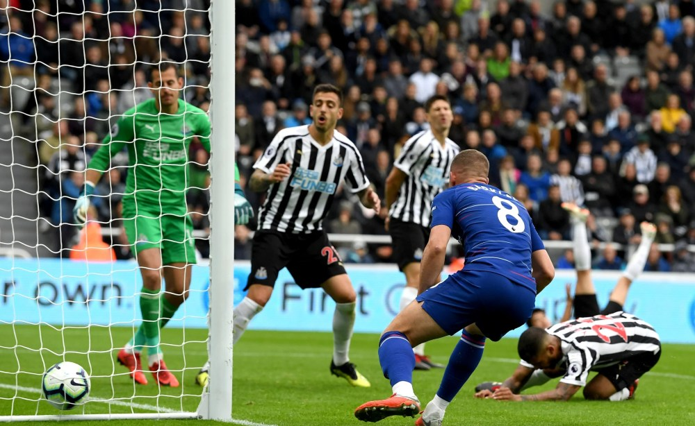 In Pictures Newcastle Vs Chelsea